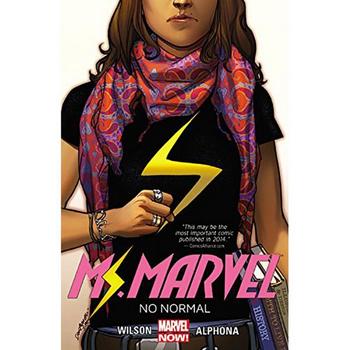 Ms Marvel Vol. 1 : No Normal TP