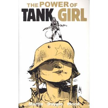 Power of Tank Girl Omnibus SC