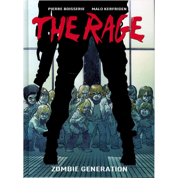 Rage, The Vol. 1 : Zombie Generation (O)HC