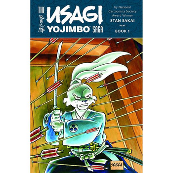 Usagi Yojimbo Saga Vol. 1 SC