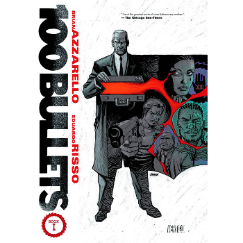 100 Bullets Book 01 TP