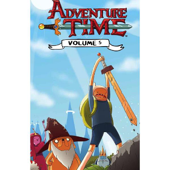 Adventure Time Vol. 5 TP