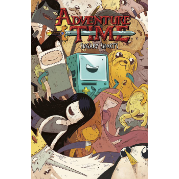 Adventure Time : Sugary Shorts Vol. 1 TP