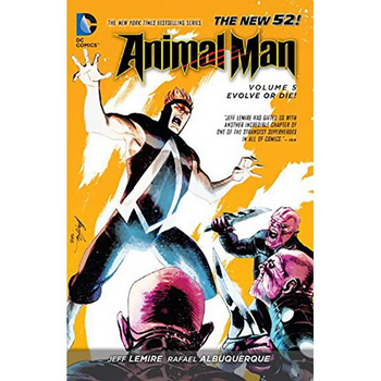 Animal Man Vol. 5 : Evolve Or Die TP (N52)