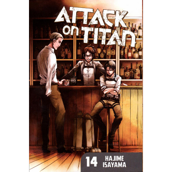 Attack on Titan Vol. 14 SC