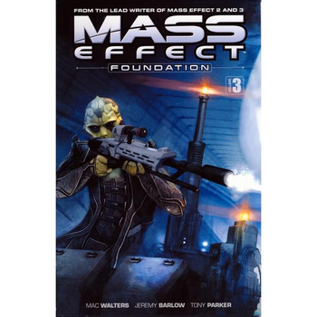 Mass Effect Foundation Vol. 3 TP