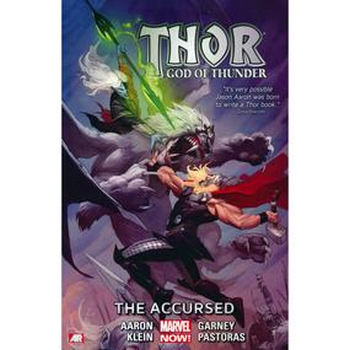 Thor God of Thunder Vol. 3 : The Accursed TP
