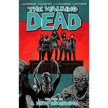 Walking Dead Vol. 22 : A New Beginning TP