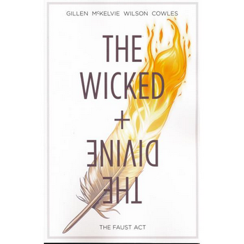 Wicked & Divine Vol. 1 : The Faust Act TP