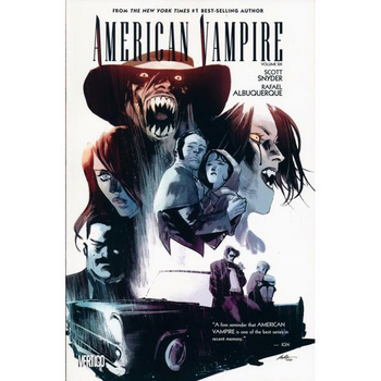 American Vampire Vol. 06 TP