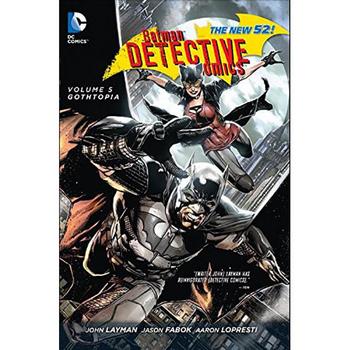 Batman - Detective Comics Vol. 5 : Gothtopia HC (N52)