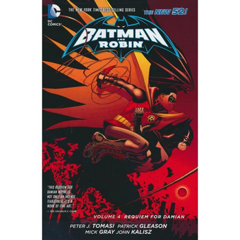 Batman and Robin Vol. 4 : Requiem For Damian TP (N52)