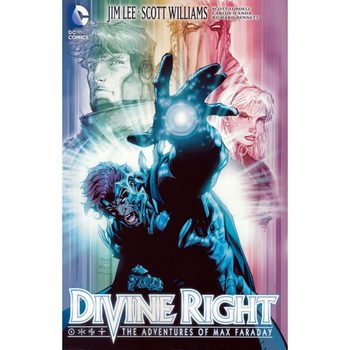 Divine Right : Adventures of Max Faraday TP