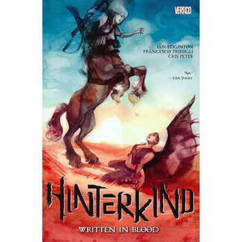 Hinterkind Vol. 2 : Written in Blood TP