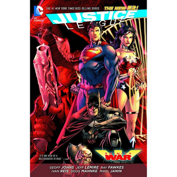 Justice League : Trinity War TP