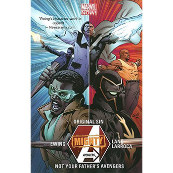 Mighty Avengers Vol. 3 : Original Sin - Not Your Father's... TP