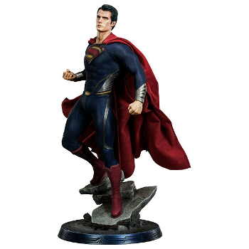 Sideshow Superman Man of Steel Premium Format Statue