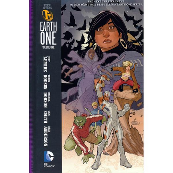 Teen Titans : Earth One HC