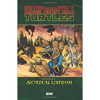 Teenage Mutant Ninja Turtles Legends : Soul's Winter (O)HC