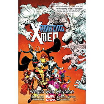 Amazing X-Men Vol. 2 : World War Wendigo TP
