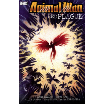 Animal Man Vol. 7 : Red Plague TP