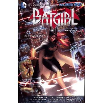 Batgirl Vol. 5 : Deadline HC (N52)