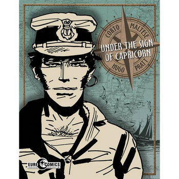 Corto Maltese Vol. 1 : Under the Sign of Capricorn (O)SC