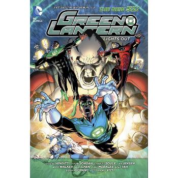 Green Lantern : Lights Out TP (N52)