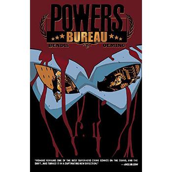 Powers Bureau Vol. 2 : Icons TP