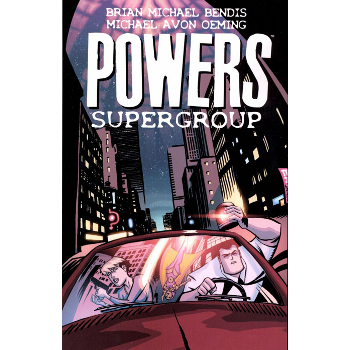 Powers Vol. 4 : Supergroup TP