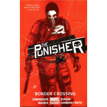 Punisher (2014) Vol. 2 : Border Crossing TP