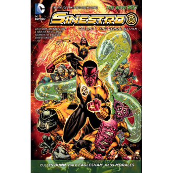 Sinestro Vol. 1 : Demon Within TP (N52)