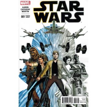 Star Wars #1 Retailer Premier Variant