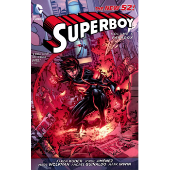 Superboy Vol. 5 : Paradox TP (N52)