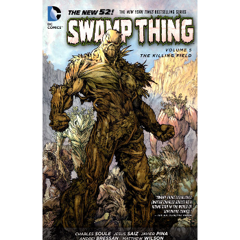 Swamp Thing Vol. 5 : The Killing Field TP (N52)