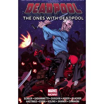 Deadpool : Ones With Deadpool TP
