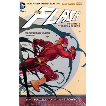 Flash Vol. 5 : History Lessons HC (N52)