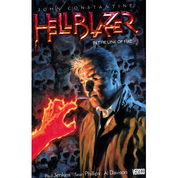 Hellblazer Vol. 10 : In The Line of Fire TP