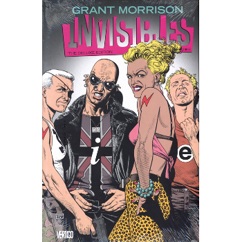Invisibles : Deluxe Edition Book 03 (O)HC