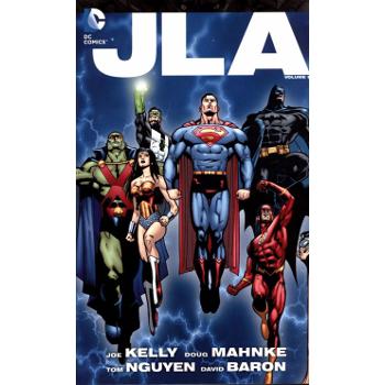 JLA Vol. 6 TP