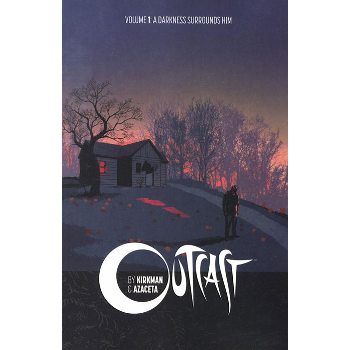 Outcast Vol. 1 : A Darkness Surrounds Him TP