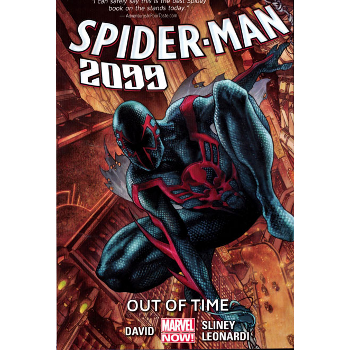 Spider-Man 2099 Vol. 1 : Out of Time TP