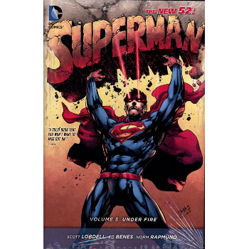 Superman Vol. 5 : Under Fire HC (N52)