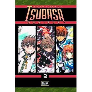 Tsubasa Omnibus Vol. 3 7-8-9 SC