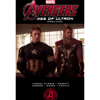 Avengers : Age of Ultron Prelude TP