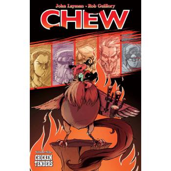 Chew Vol. 9 : Chicken Tenders TP