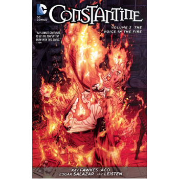 Constantine Vol. 3 : Voice in the Fire TP (N52)