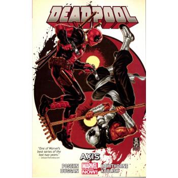 Deadpool (2013) Vol. 7 : Axis TP