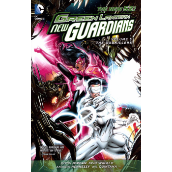 Green Lantern New Guardians Vol. 5 : The Godkillers TP (N52)