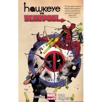 Hawkeye VS Deadpool TP